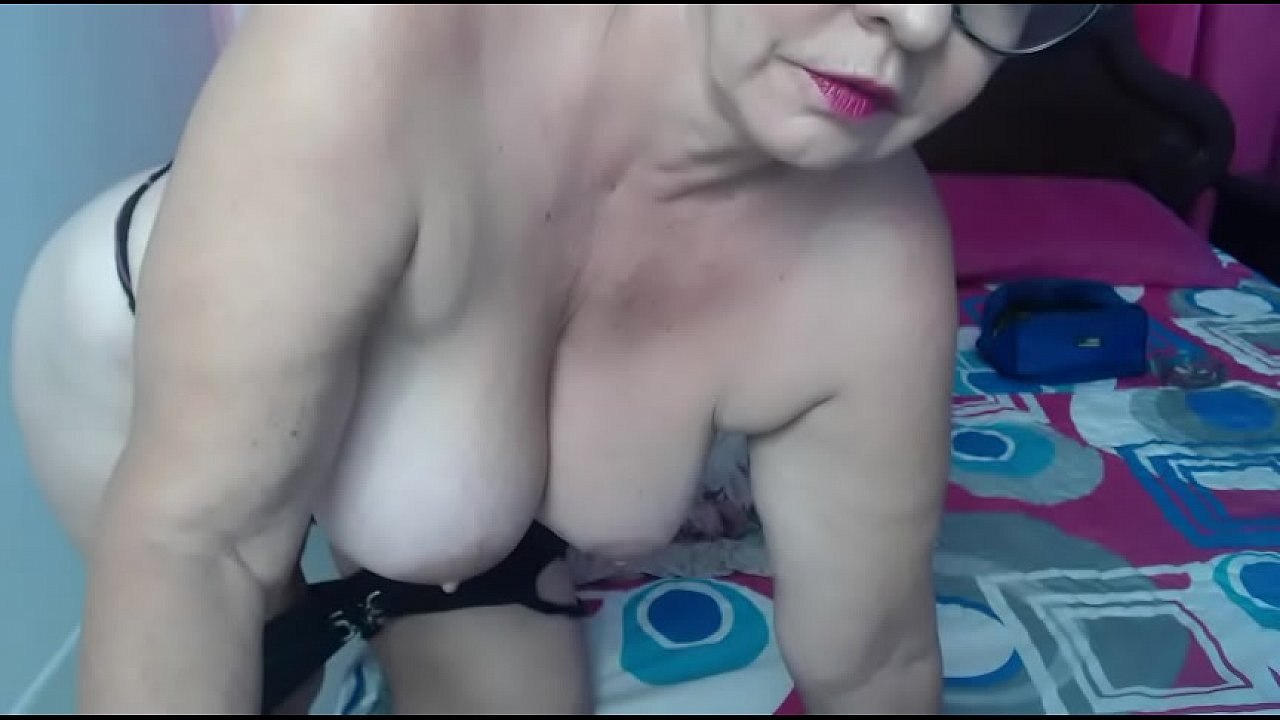 Think Grannies With Big Tits Deserve The Most Attention On Cams?
