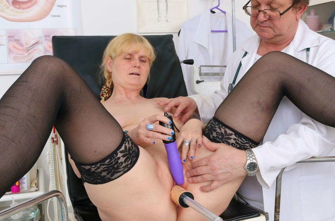 Watch Grannies Get Fucked By The Machines On Cams!