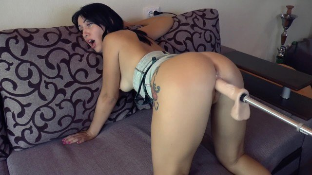 Watch Intensely How MILFs Get Fucked By The Rough Machine On Cams